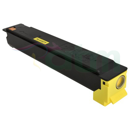 Image of Compatible Kyocera TK-5209Y Yellow Toner Cartridge