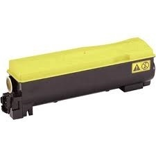 Image of Compatible Kyocera TK574Y Yellow Toner Cartridge