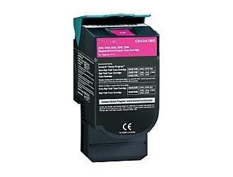 Image of Compatible Lexmark C540H2MG Magenta Toner Cartridge