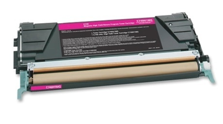 Image of Compatible Lexmark X746A1MG Magenta Cartridge