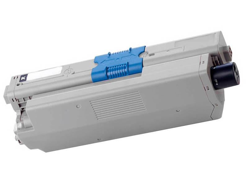 Image of Compatible Oki MC342dnw 44973548 Black Toner Cartridge