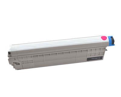 Image of Compatible Oki MC853dn 45862842 Magenta Toner Cartridge