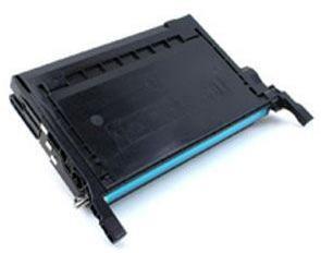 Image of Compatible Samsung CLP-K600A Black Toner Cartridge