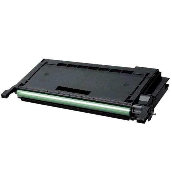 Image of Compatible Samsung CLP-K660B Black Toner Cartridge