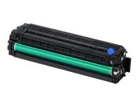 Image of Compatible Samsung CLT-C506L Cyan Toner Cartridge