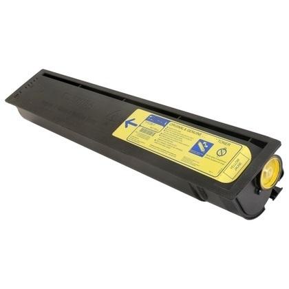 Image of Compatible Toshiba E-Studio 2040c T-FC25D-Y Yellow Toner Cartridge