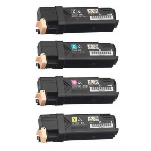Image of Compatible Fuji Xerox CT201117 Yellow Toner Cartridge