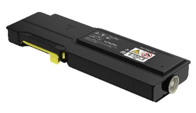 Image of Compatible Fuji Xerox CT202355 Yellow Toner Cartridge