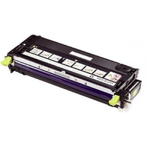 Image of Compatible Fuji Xerox CT350570 Yellow Toner Cartridge