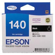 Image of Epson 140 C13T140192 Genuine Black Ink Cartridge