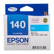 Image of Epson 140 C13T140292 Genuine Cyan Ink Cartridge