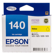 Image of Epson 140 C13T140492 Genuine Yellow Ink Cartridge