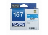 Image of Epson 157 C13T157290 Genuine Cyan Ink Cartridge