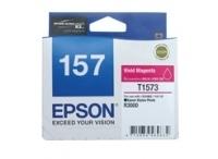 Image of Epson 157 C13T157390 Genuine Magenta Ink Cartridge