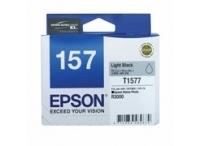 Image of Epson 157 C13T157790 Genuine L Black Ink Cartridge