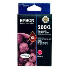 Image of Epson 200XL C13T201392 Genuine Magenta Ink Cartridge