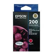 Image of Epson 200 C13T200392 Genuine Magenta Ink Cartridge