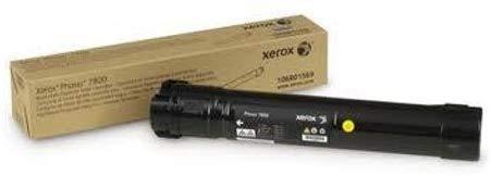 Image of Fuji Xerox Phaser 7800dn 106R01577 Genuine Black Toner