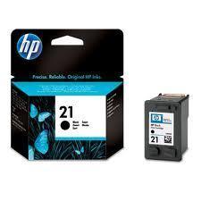 Image of HP 21 C9351AA Genuine Black Ink Cartridge