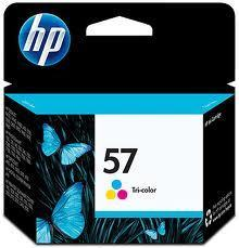 Image of HP 57 C6657A Genuine Colour Ink Cartridge