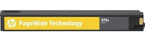 Image of HP 975 L0R94AA Genuine Yellow Ink Cartridge