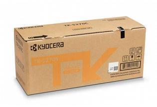 Image of Kyocera TK-5274Y Genuine Yellow Toner Cartridge