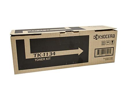 Image of Kyocera TK1134 Genuine Toner Cartridge