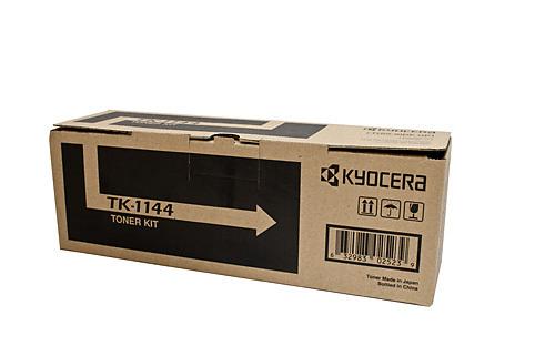 Image of Kyocera TK1144 Genuine Toner Cartridge