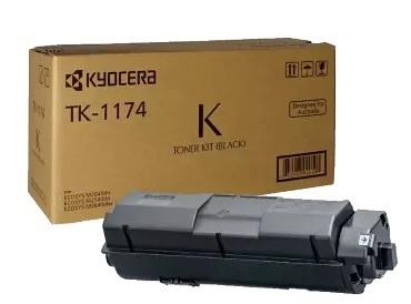 Image of Kyocera TK1174 Genuine Toner Cartridge Kit