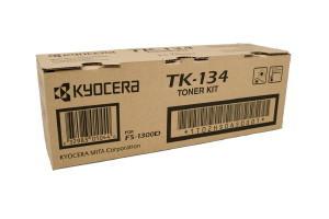 Image of Kyocera TK134 Genuine Toner Cartridge