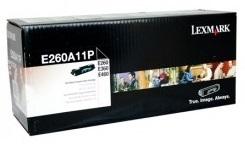 Image of Lexmark E260A11P Genuine Toner Cartridge