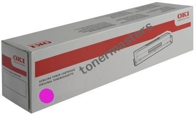 Image of Oki C941 45536518 Genuine Magenta Toner Cartridge