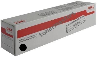 Image of Oki C712n 46507612 Genuine Black Toner Cartridge