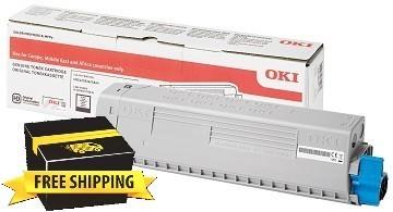 Image of Oki C834nw/C844dnw 46861312 Black Genuine Toner Cartridge