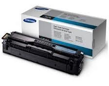 Image of Samsung CLT-C504S Genuine Cyan Toner Cartridge