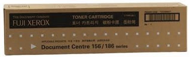 Image of Fuji Xerox CT200401 Genuine Black Toner Cartridge