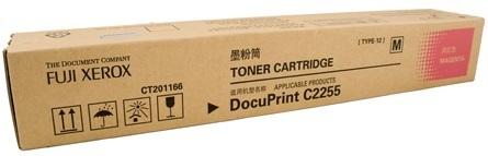 Image of Fuji Xerox CT201162 Genuine Magenta Toner