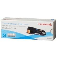 Image of Fuji Xerox CT201304 Cyan Genuine Toner Cartridge