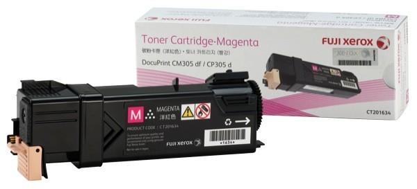 Image of Fuji Xerox DocuPrint CT201634 Magenta Genuine Toner
