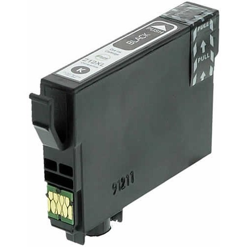 Image of Compatible Epson 212XL C13T02X192 Black Ink Cartridge