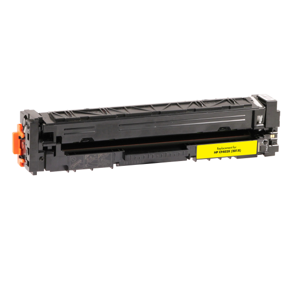 Image of Compatible HP 312A CF382A Yellow Toner Cartridge
